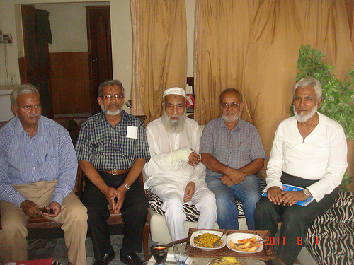 August Meeting of SAEEA