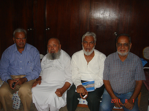 August Meeting of SAEEA (1)