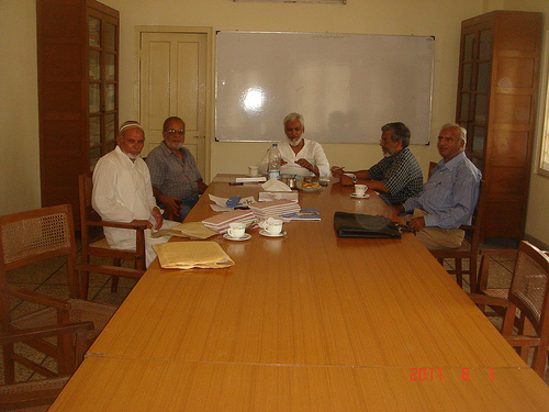 SAEEA Meeting on August 01, 2011