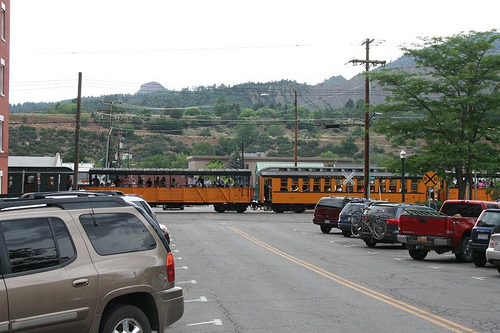 Trains in Durango (1)