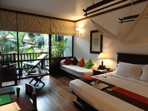 Hotel in Siem Reap, Cambodia