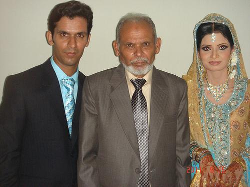 Imran Ali, Sher Ali, and Saba Naz