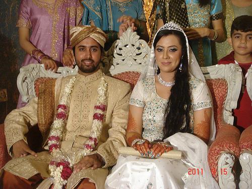 Zeeshan Ali and Nazia Ali