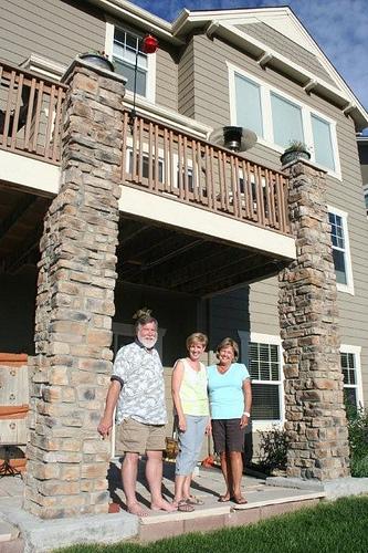 Jeff & Jane Clark's House