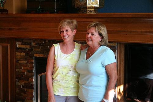Jane Clark and Sheila Stevens (1)