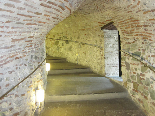 Inside The White Tower