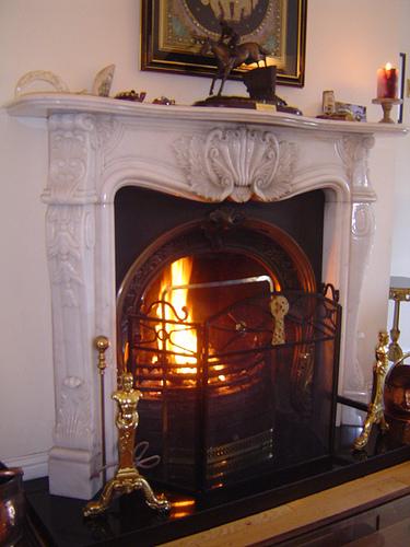 Fire Blazing 4 July 2011