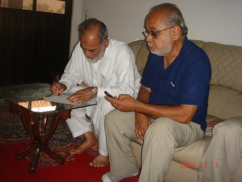 Mumtaz Ahmad and Mohammad Abdul Matin