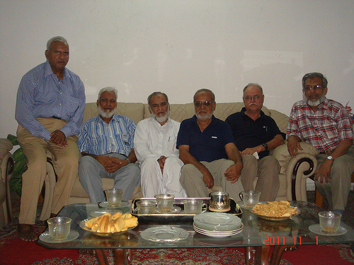 Group of SAEEA Office Bearer