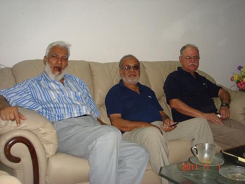 Kamal Farooqi, Mohammad Abdul Matin, Mahtab Saeed Khan
