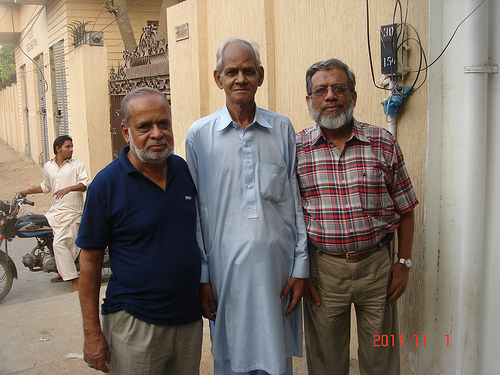 MA Matin, Iqtidar Ahmed, Iqbal A. Khan