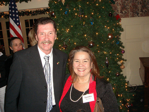 Tom Doody and Sandra Mauldin