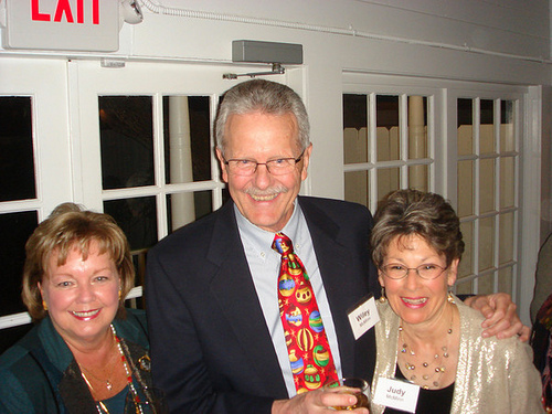 Sheila Stevens with Wiley and Judy McMinn