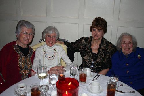 Bonnie App, Marte Powers, Helen Streaker, Lucy Templer