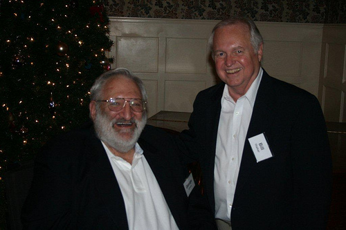 George Grams with Bill Walker