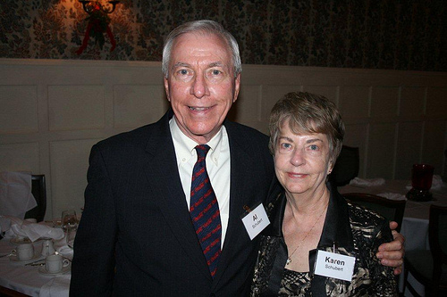 Al and Karen Schubert