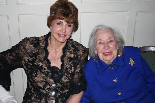 Helen Streaker and Lucy Templer