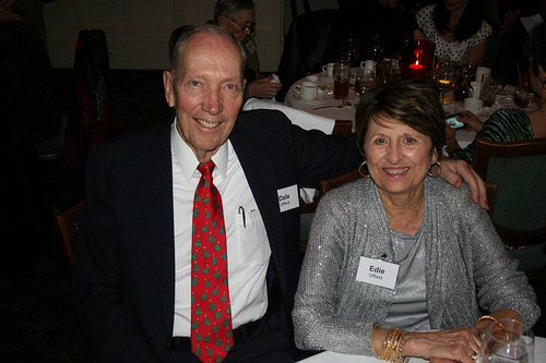 Dale and Edie Offield