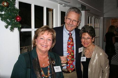 Sheila Stevens with Wiley and Judy McMinn (1)