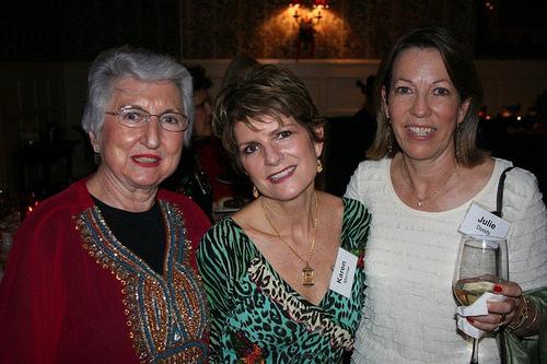 Bonnie App, Karen Morrow, Julie Doody