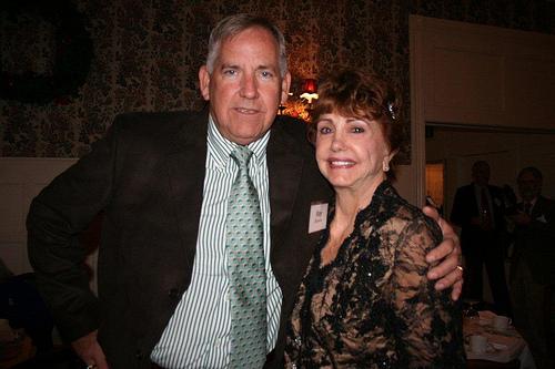 Ray Stevens and Helen Streaker