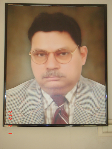 Late Syed Azhar Ali