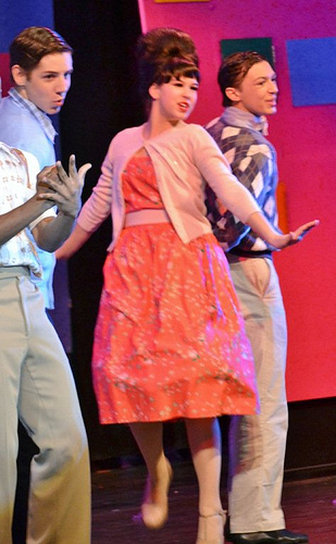 Jordan Wilkes in Hairspray (2)