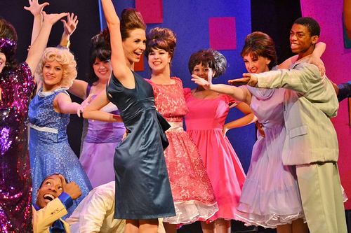 Jordan Wilkes in Hairspray (1)