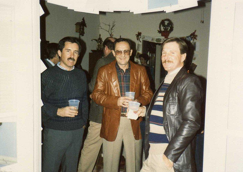 Aramco Drilling Department 1983 Trip to Syria (15)