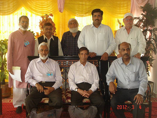 A Group of Participant with Mr. Anwar Mirza