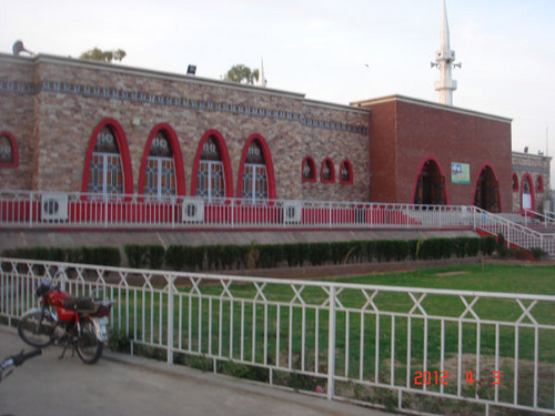 Tour of Islamabad, Wazirabad and Lahore (30)