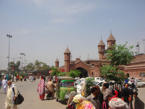 Tour of Islamabad, Wazirabad and Lahore (10)