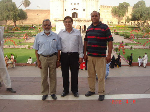 Tour of Islamabad, Wazirabad and Lahore (24)