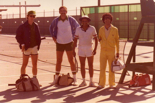 Dhahran Tennis Tournament 1980 (2)