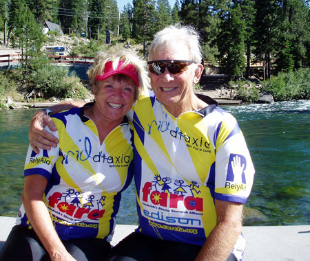 Lois Conklin Savery and Mel Savery (1)
