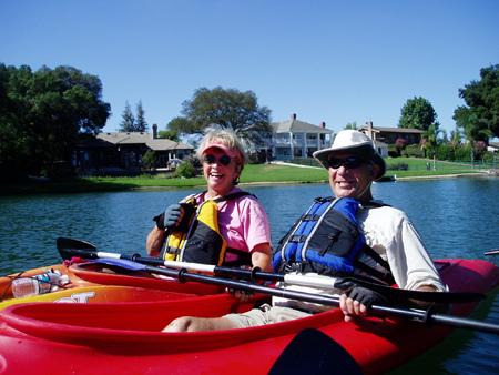 Lois Conklin Savery and Mel Savery (2)
