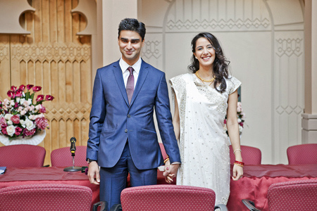 Tanaz Khory Wedding