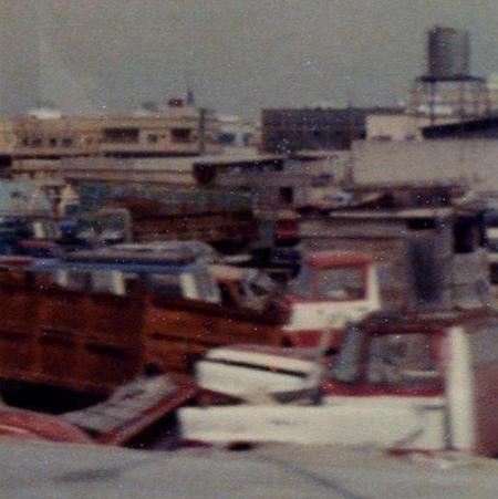 Canada to Saudi Arabia - 1979 (22)