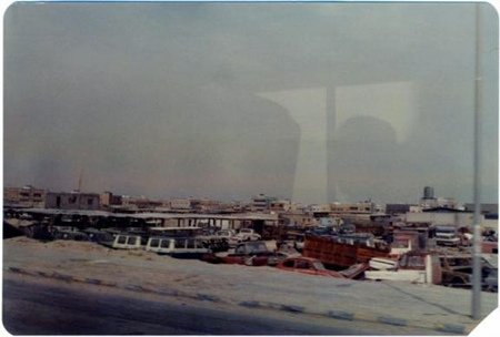 Canada to Saudi Arabia - 1979 (21)