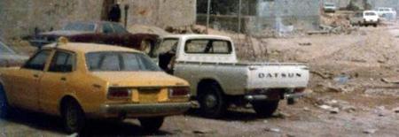 Canada to Saudi Arabia - 1979 (15)