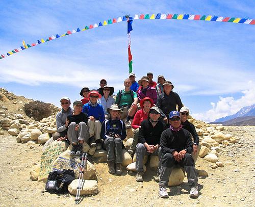Trekking Mustang Nepal Group