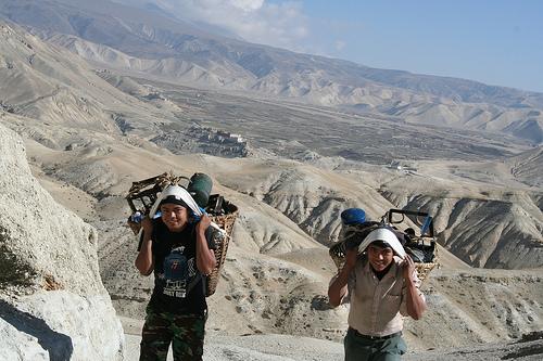 Trekking Mustang Nepal (5)