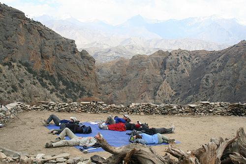Trekking Mustang Nepal (72)