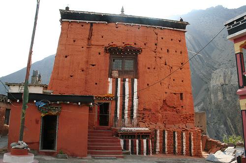 Trekking Mustang Nepal (78)