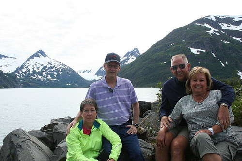 Ray and Sheila Stevens Visit Anchorage Alaska (7)