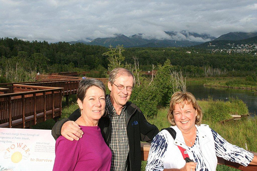 Ray and Sheila Stevens Visit Anchorage Alaska (19)