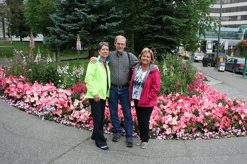 Ray and Sheila Stevens Visit Anchorage Alaska (24)