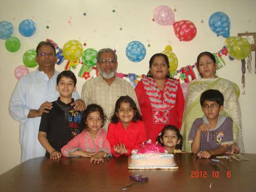 Mariam Rehman Turns 7 (8)
