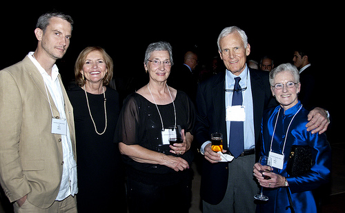 Rusty Swayne, Vicci Turner, Susan Jolitz, Tom & Sandy Allen