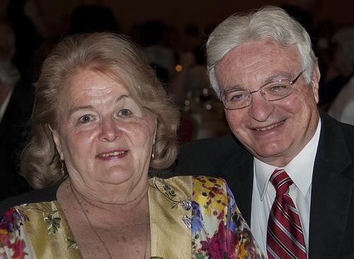 Frank & Lorraine Callom